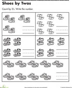 shoes by twos worksheet education com