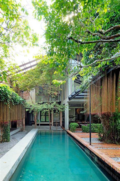 modern home design thailand modern thai home inspiration