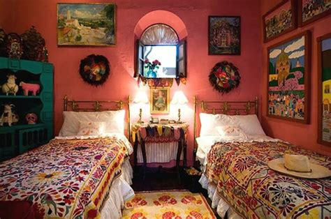 mexican bedroom mexi style ideal mexican looks for your home juan of words