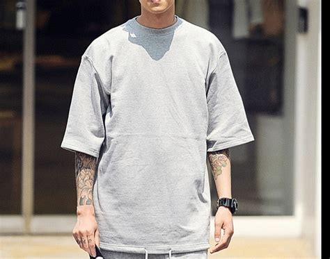 Stylish Oversized Shirts by Oversized Mens Quality T Shirt Clearance