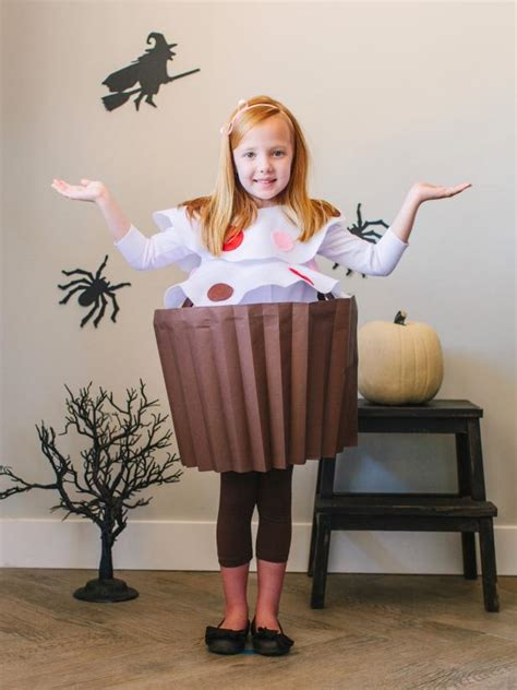 Handmade Costumes For - kid s costume idea cupcake hgtv