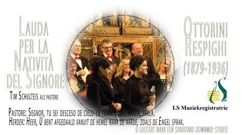 004121983x lauda per la nativita del quot lauda per la nativit 224 del signore quot by ottorino respighi