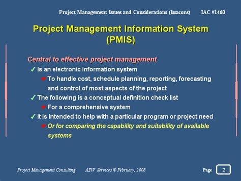 Information Systems Mba Projects by Management Information Systems