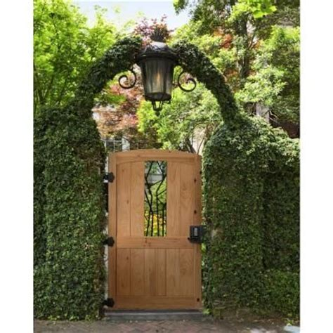 decorative garden gates home depot tropical decorative