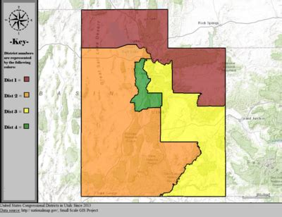 utah's congressional districts wikipedia
