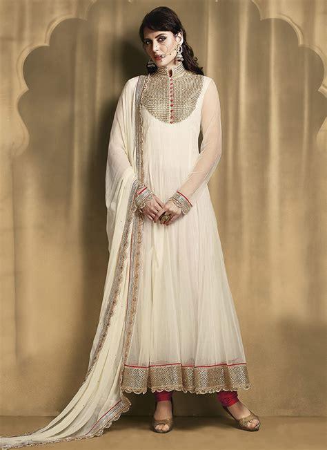 Anarkali Dressbaju Indiadress 114 exquisite net ankle length anarkali suit