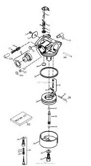 tecumseh tec 632770 parts diagram for carburetor