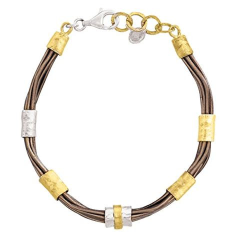 Lines Silver Leather silpada lines sterling silver brass and genuine