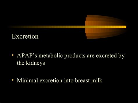 Does Copper Detox Into Breast Milk by Acetaminophen Toxicity