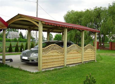 Car Ports And Canopies Timber Garden Buildings Wooden Gazebos Canopies