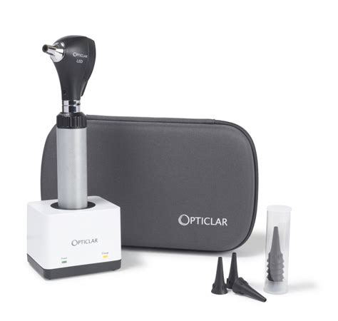 Rechargeable Table L by S1 Practice Otoscope Set Adapt Rechargeable Desk System