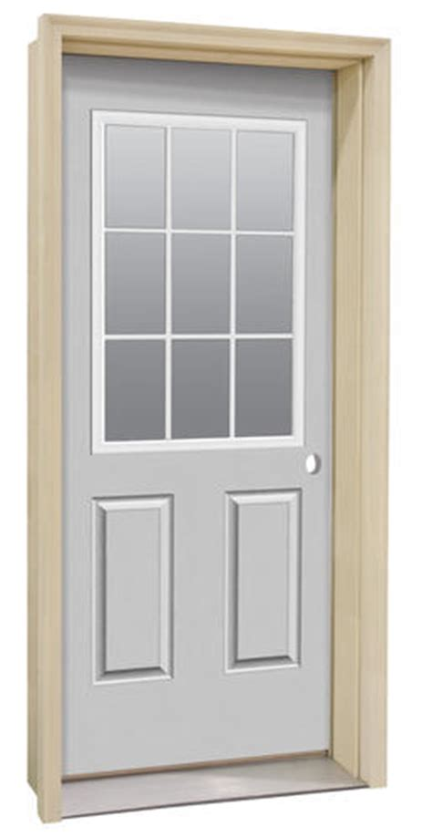 Menards Exterior Door Commander 174 C 4 Primed Steel 9 Menards Exterior Doors