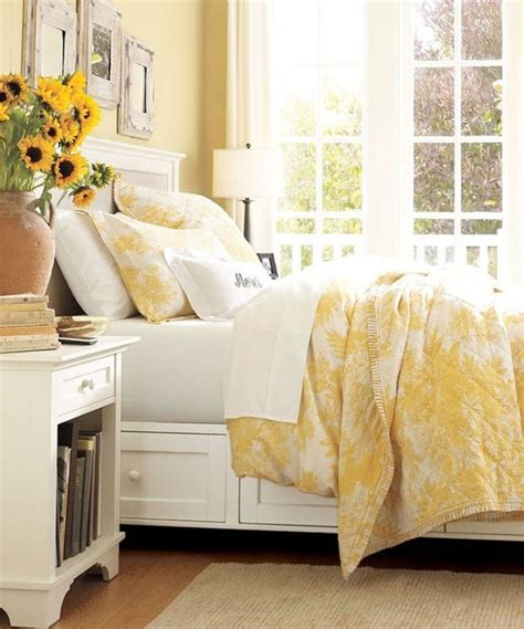 sunny bedrooms how to use sunshine yellow color in interior design