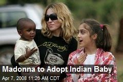 Madonna Might Adopt Another Baby by Lourdes News Stories About Lourdes Page 1