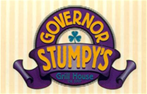 Kansas Net Name Search Menu For Governor Stumpys Kansas City Restaurant Menus Mo