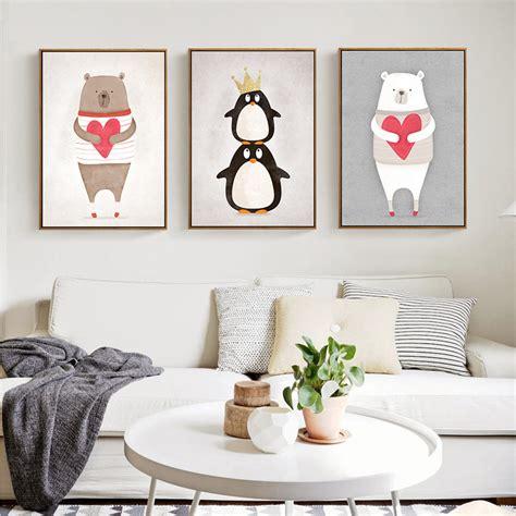 Poster Lembaran A4 Tanpa Bingkai buy grosir beruang kartun gambar from china beruang