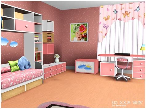 sims 3 room severinka s room milena