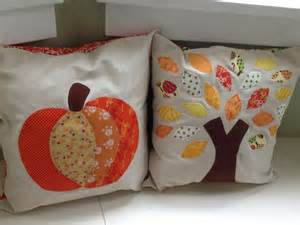 Applique Pillow by New Applique Fall Pillows Hoping In God