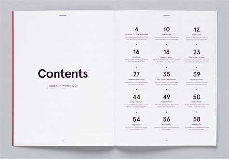 indesign layout tips magazine layout design tips indesign contents page 예쁜디자인