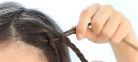 peinados para pelo corto con trenzas peinados con trenzas especial para cabello corto