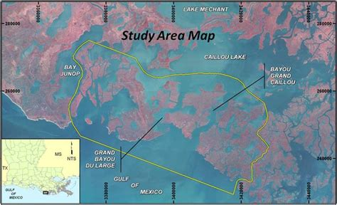louisiana area map new orleans district gt missions gt environmental