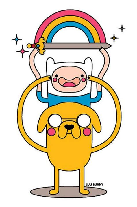Adventure Time Jake And Finn Crayon Rainbow Iphone All Hp 364 best images about rainbow illustrations on overlays the rainbow and a unicorn