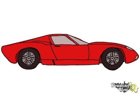 sports cars drawings how to draw a sports car drawingnow