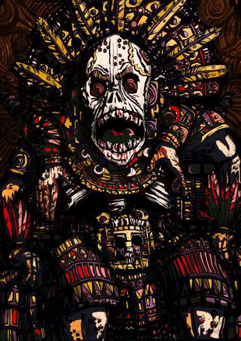 aztec god of www pixshark images aztec god mictlantecuhtli www pixshark images