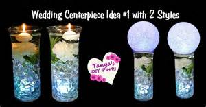 Vases For Baby Shower Lighted Vase Centerpiece With Flower Wedding Centerpiece