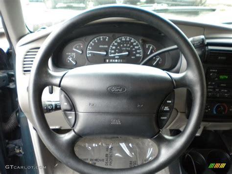 ford ranger xlt extended cab steering wheel  gtcarlotcom