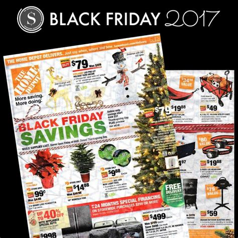home depot black friday deals 2017