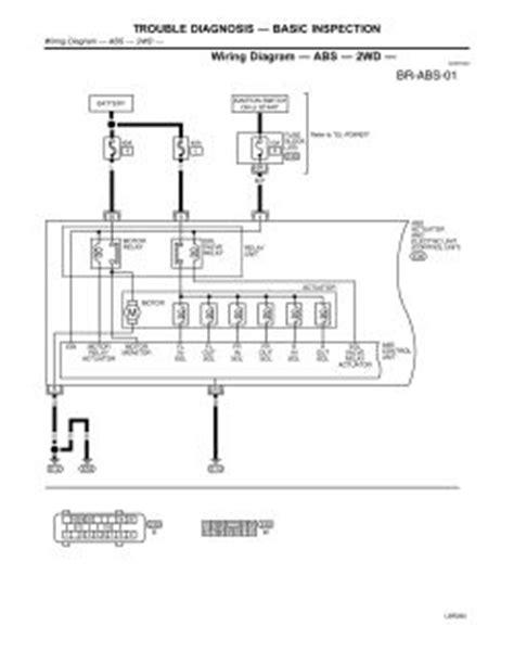 repair anti lock braking 2001 infiniti i transmission control repair guides brake system 2001 anti lock brake system autozone com