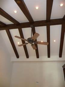 Installing A Ceiling Fan On A Vaulted Ceiling Guide On How To Install Ceiling Fan On Vaulted Ceiling