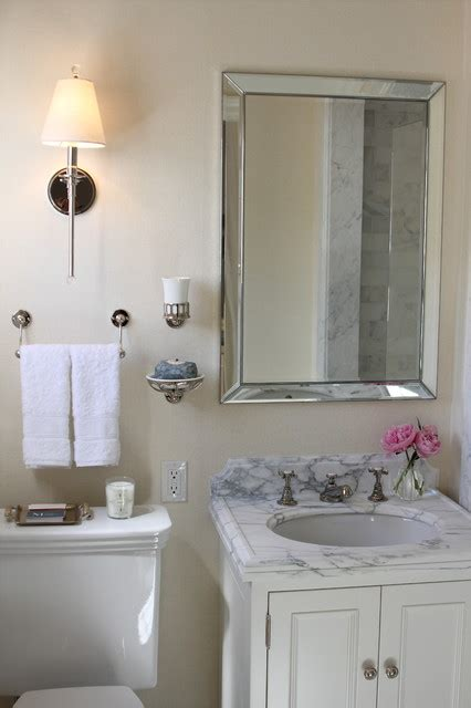 venetian bathroom mirrors venetian beaded mirrors in bathrooms design ideas