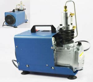 30mpa high pressure electric air compressor for paintball pcp 110v ebay