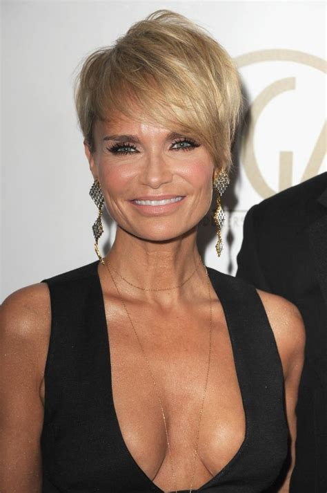 celebrities with big heads and short hair kristin chenoweth archive daily dish