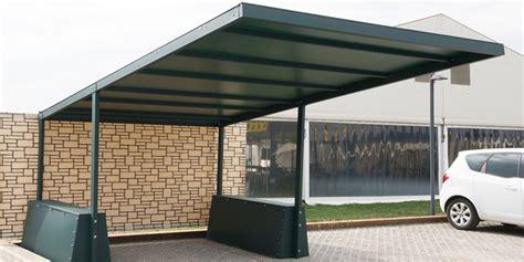 tettoia in acciaio ts 2 pergola a tettoia a sbalzo anteriore fissata a