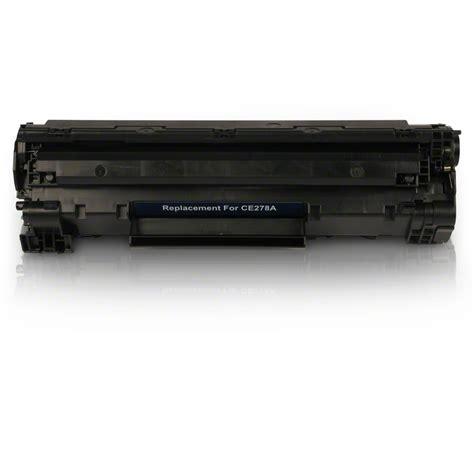Toner Hp 78a hp ce278a 78a black laser toner carrotink