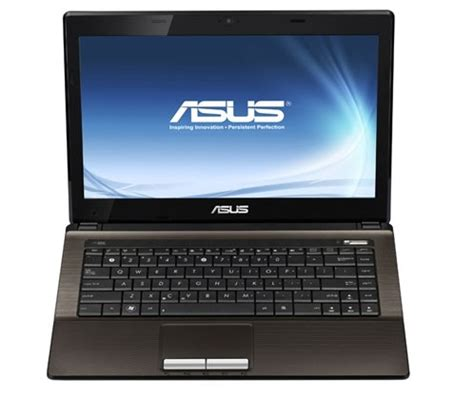 Laptop Asus X43u Second asus x43u vx021v notebook