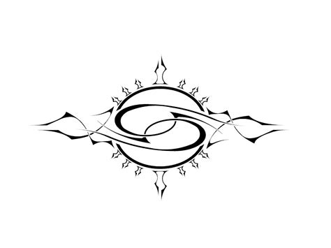 cancer sign tribal tattoo cancer images designs