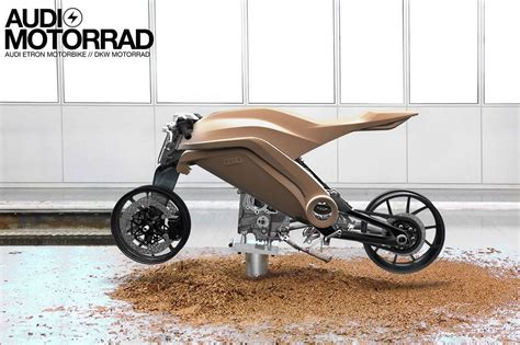 Audi Motorrad by Audi Motorrad Concept To Be The Two Wheeler