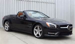 Mercedes Two Seater 2013 Mercedes Sl550 Roadster Review Price Photos Gayot