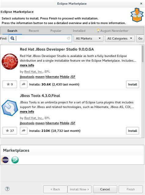 jboss developer install red hat jboss developer studio red hat customer