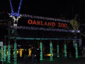 zoo lights oakland zoo 44cable12 oakland zoo lights the podsquad spent