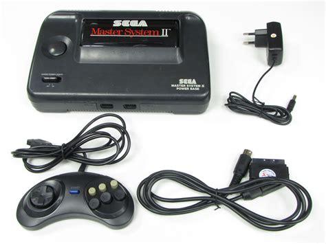 master console console sega master system 2 alex kidd sega master system