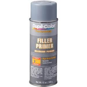 dupli color filler primer dupli color 11oz gray filler primer fast drying hi build