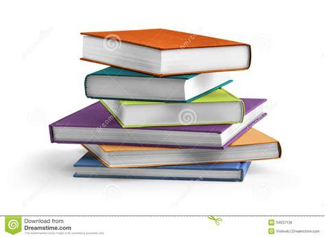 multi books multi colored textbooks stock photo image of library