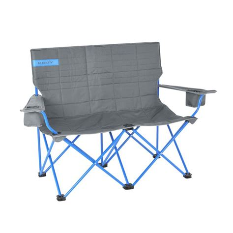 kelty loveseat two seat folding chair rackboys