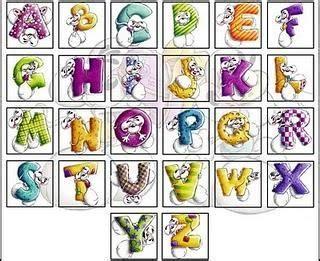 lettere particolari 17 migliori idee su lettere dell alfabeto su