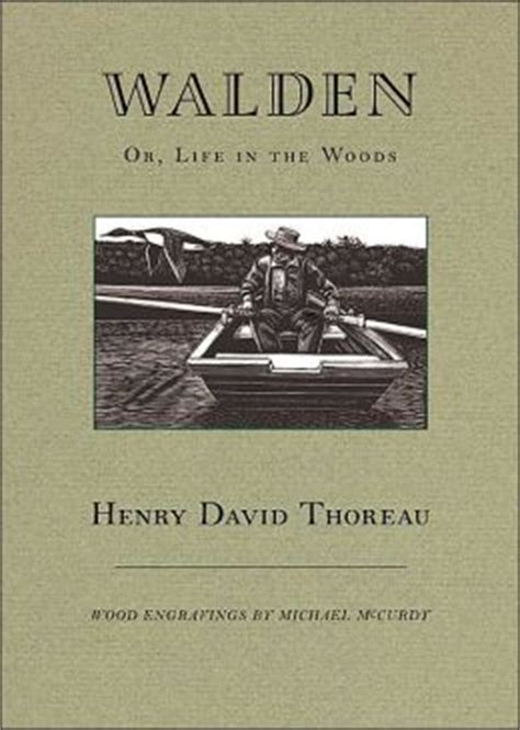 walden book for sale walden or in the woods by henry david thoreau